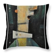 The Least Interesting Man In The World Throw Pillow