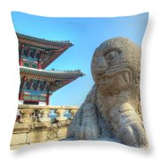 The Lion Guard Throw Pillow