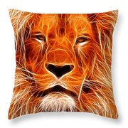 The Lions King Throw Pillow