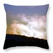 The Lord Of Hosts Throw Pillow