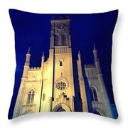 The Majesty Throw Pillow