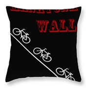 The Manayunk Wall Throw Pillow
