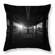 The Middle Throw Pillow