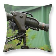 The Milan, Guided Anti-tank Missile Throw Pillow