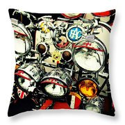 The Mod Generation Throw Pillow