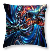 The Most Beautiful Wa Fx  Throw Pillow