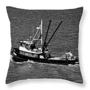 The Narada Throw Pillow
