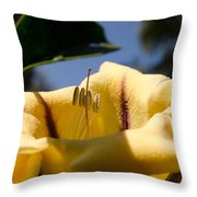 The New Seeds Throw Pillow