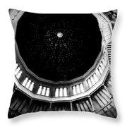 The Nott Throw Pillow