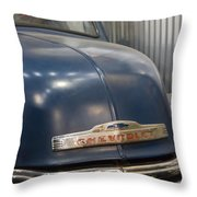 The Ol' Chevy Throw Pillow