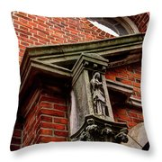 The Old North Church Throw Pillow