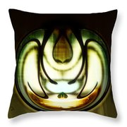 The Orb Throw Pillow
