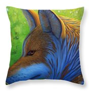 The Pathfinder Throw Pillow