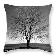 The Perfect Tree Throw Pillow