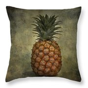 The Pineapple  Throw Pillow