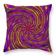 The Pinwheel Throw Pillow