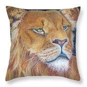 The Prince Throw Pillow