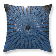 The Rising IIi Throw Pillow