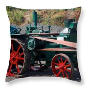 The Rumley Throw Pillow