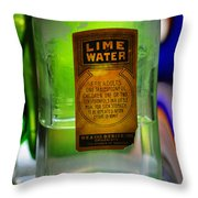 The Rx Factor... Throw Pillow