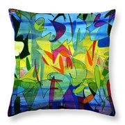 The Season For It Throw Pillow