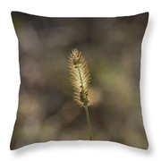 The Seeds Of Nature Throw Pillow