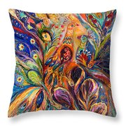 The Serenade. The Original Can Be Purchased Directly From Www.elenakotliarker.com Throw Pillow