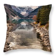 The Shimmer Throw Pillow