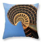The Snail - Archifou 30 Throw Pillow