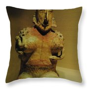 The Stone Breasts Throw Pillow
