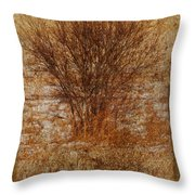The Stop Of The Start Throw Pillow