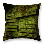 The System Throw Pillow