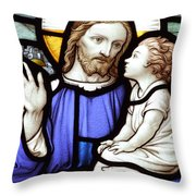The Teaching Throw Pillow