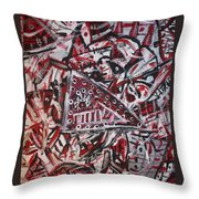 The Theory Throw Pillow