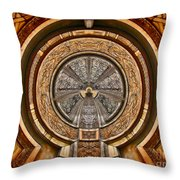 The Turbine - Archifou 63 Throw Pillow