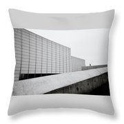 The Turner Art Gallery Throw Pillow