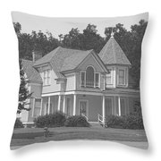 The Turret Room Throw Pillow