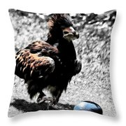 The Use Of Tools Throw Pillow