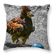 The Use Of Tools V2 Throw Pillow