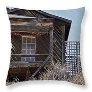 The Verandah Throw Pillow