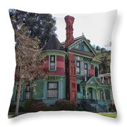 The Victorians Throw Pillow