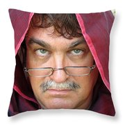The Wanderer Throw Pillow