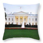 The White House  Throw Pillow