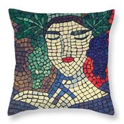 The Winery Throw Pillow