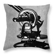 Theodolite, 1919 Throw Pillow