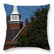 There Are Times Throw Pillow