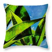They Grow Up So Fast  Throw Pillow