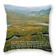 They That Wait 8995 Throw Pillow