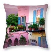 This Is Charleston South Carolina Throw Pillow