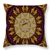 This Is Pure Love And Festivitas Throw Pillow